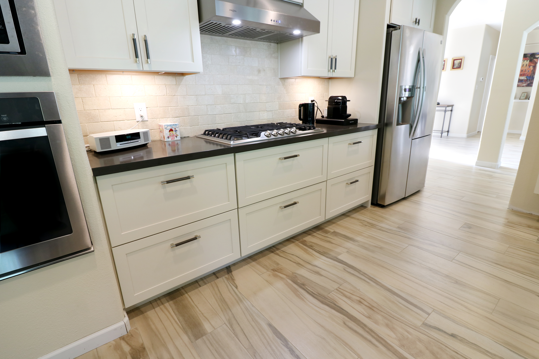 Kitchen - 2 Drawer Base - Stylish
